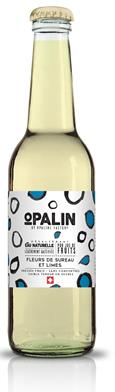 Opalin - Bulles de fruits fleurs de sureau