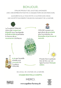 Poster Green Print