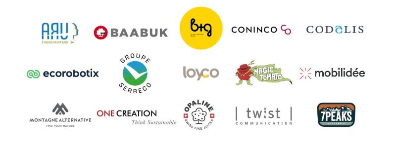 Les 15 entreprises suisses qui se sont fixées comme objectif d'atteindre le zéro émission de carbone d'ici 2030.
